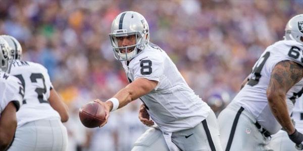 Ravens Sign Quarterback Matt Schaub